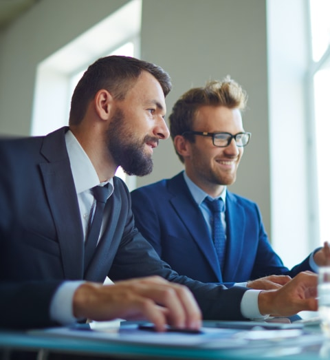 Gjald Relevante diensten van Gjald voor finance managers