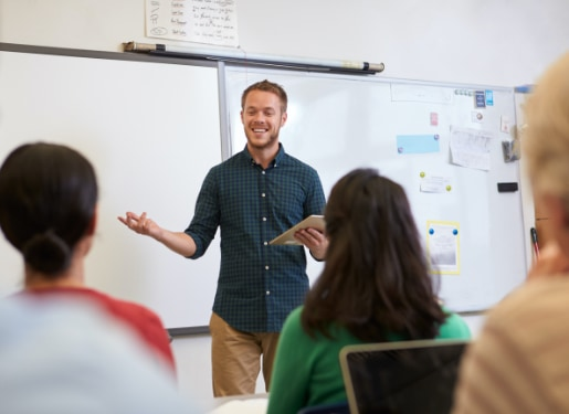Gjald onderwijs - Kwaliteit behouden, plezieriger werken en kosten besparen