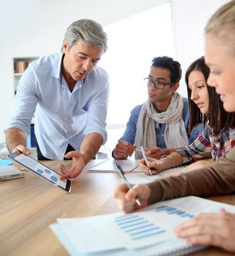 Gjald onderwijsbranche - relevante diensten