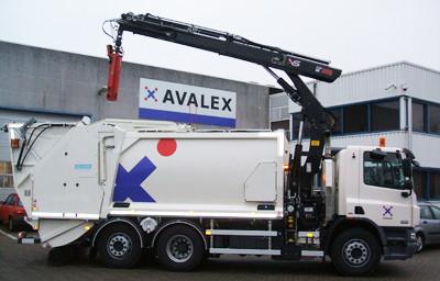 Gouden applicatietrio maakt Avalex papierloos