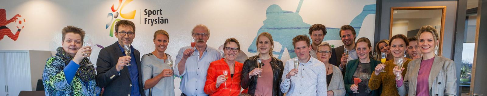 Sport Fryslân scoort met Sportal