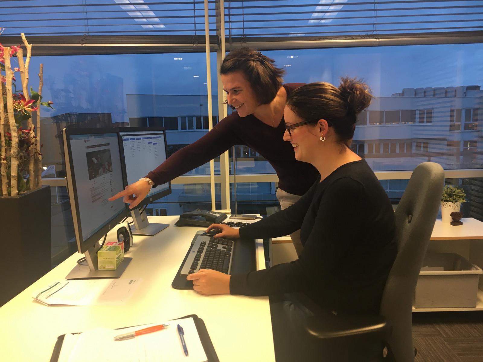 Digitalisering van de organisatie geeft Fiscount veel energie